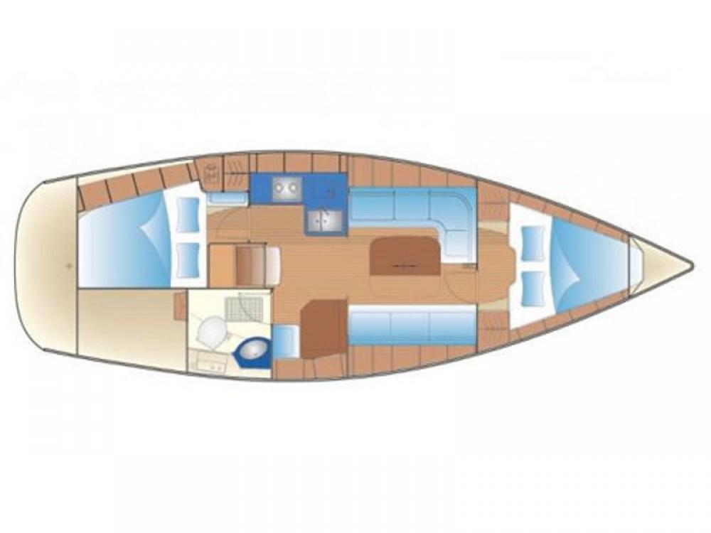 Rental yacht Gothenburg - Bavaria Bavaria Cruiser 34-2 on SamBoat