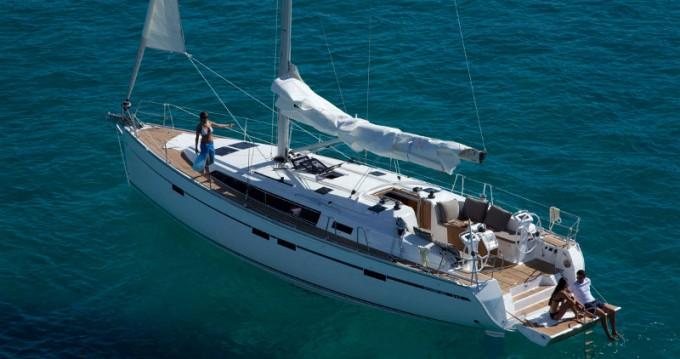 Rental Sailboat in Paros Island - Bavaria Cruiser 46