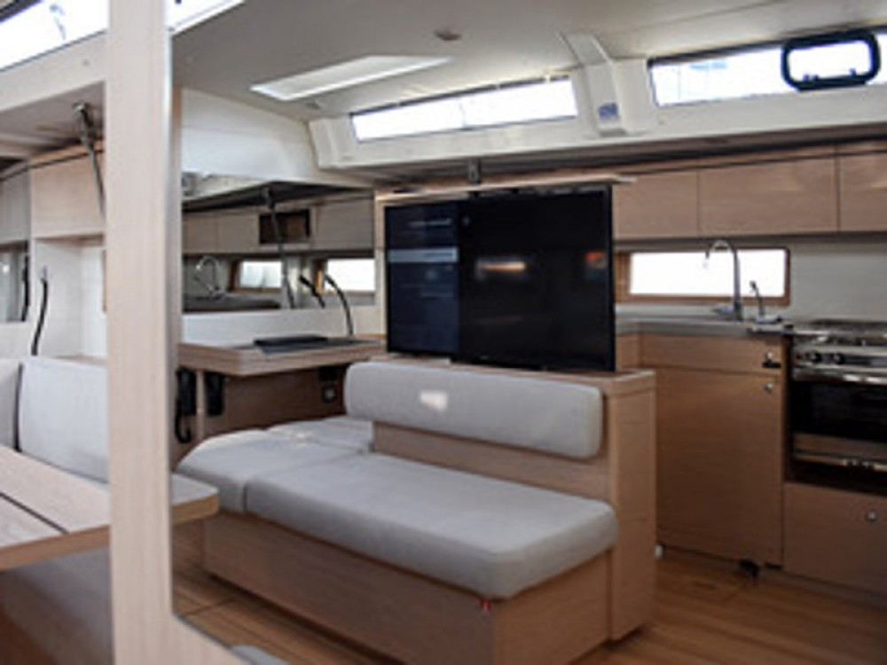 Rental yacht Skiathos - Bénéteau Oceanis 51.1 on SamBoat