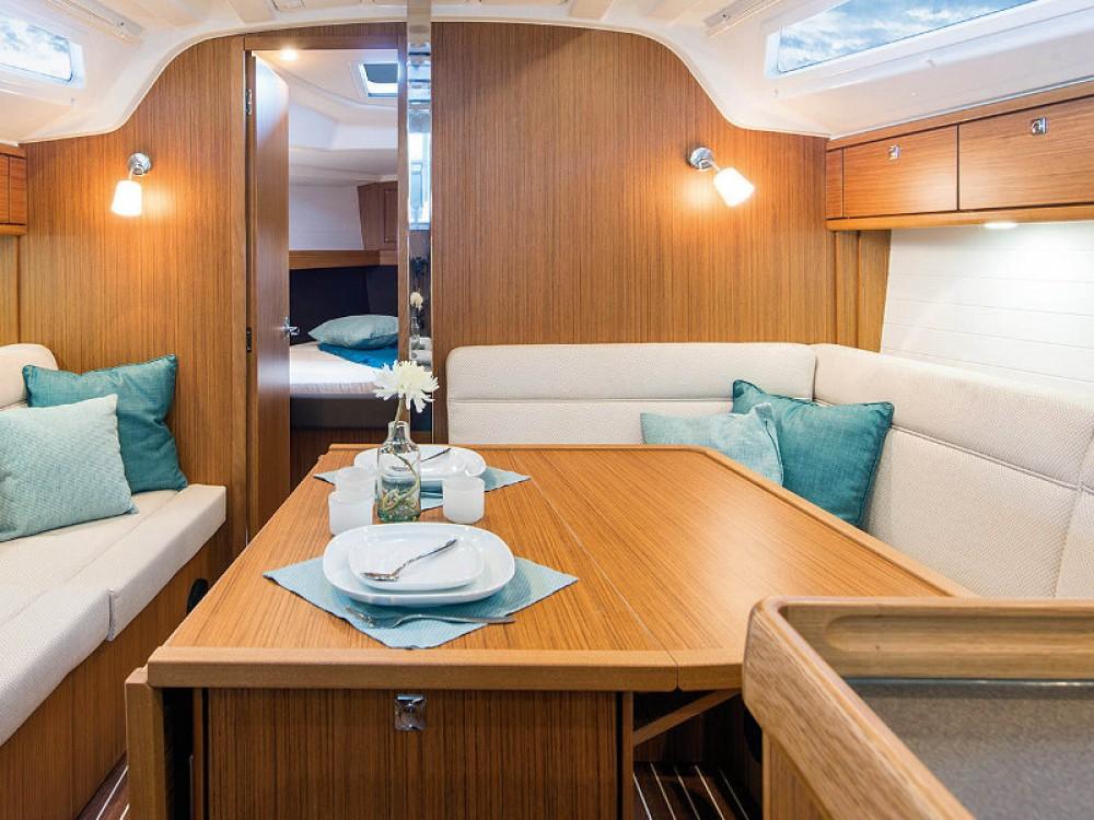 Bavaria Bavaria Cruiser 37 between personal and professional Gothenburg