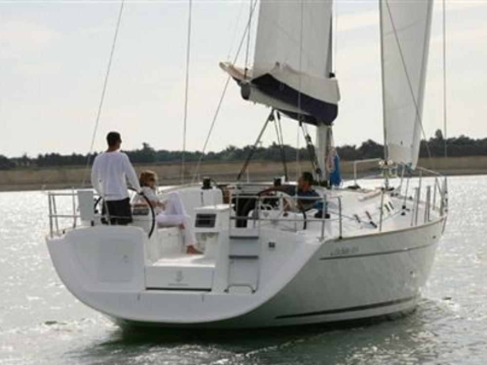 Rental yacht Gothenburg - Bénéteau Cyclades 50.5 on SamBoat