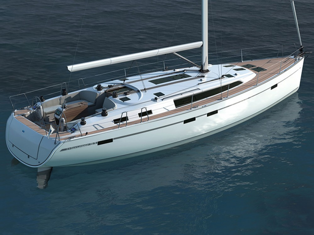 Rent a Bavaria Bavaria Cruiser 46 Göteborg City Marina
