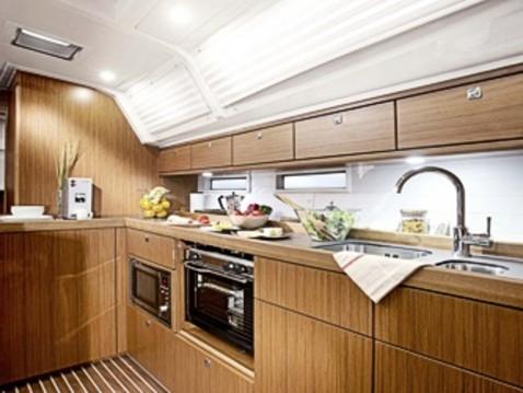 Bavaria Cruiser 46 between personal and professional Gothenburg