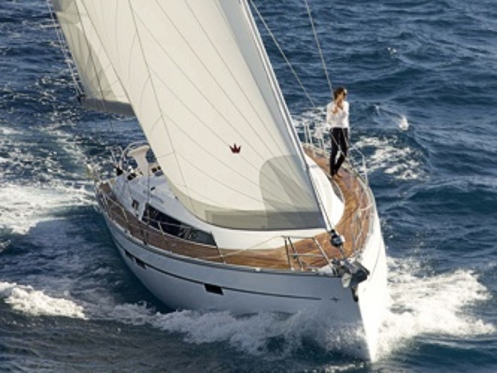 Sailboat for rent Göteborg City Marina at the best price