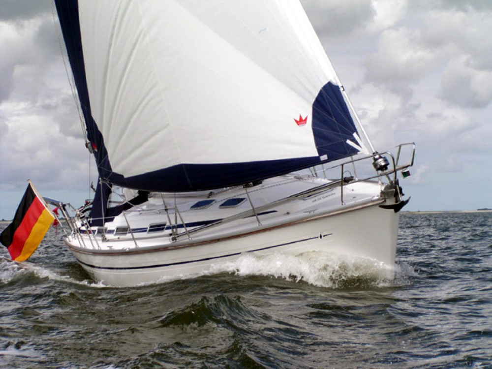 Rental Sailboat in Gothenburg - Bavaria Bavaria 41