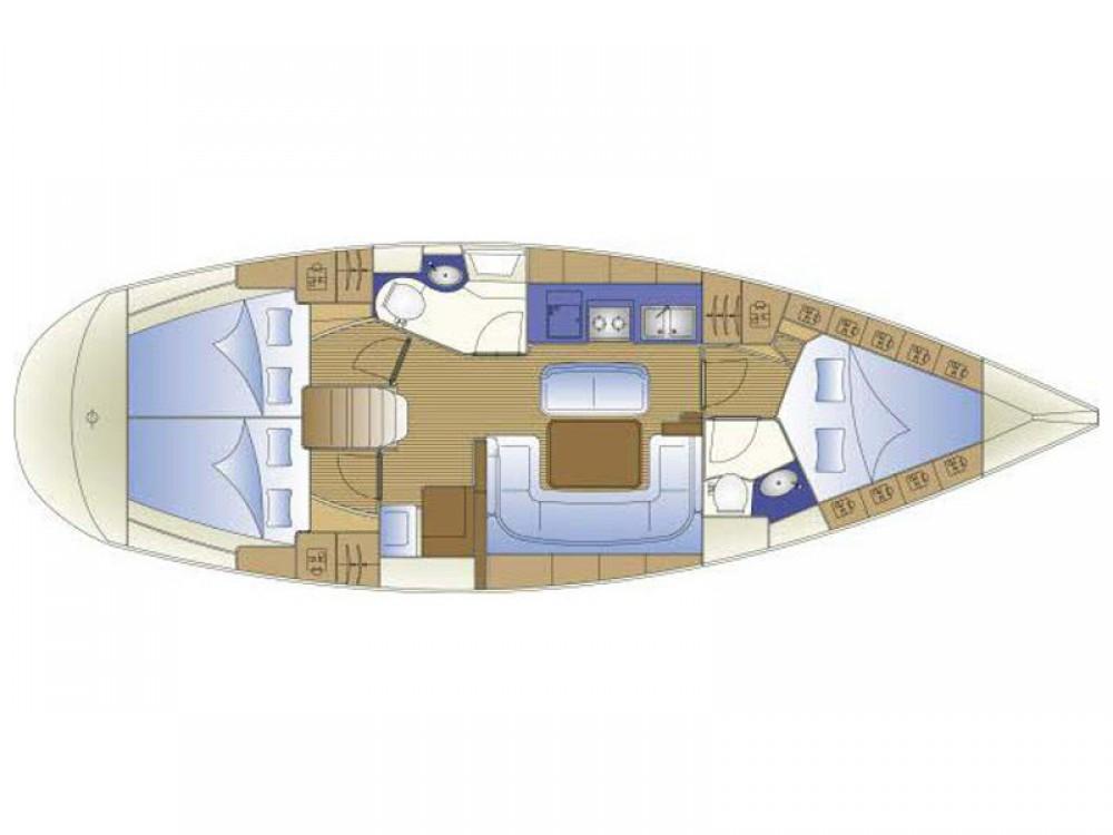 Rental yacht Gothenburg - Bavaria Bavaria 41 on SamBoat