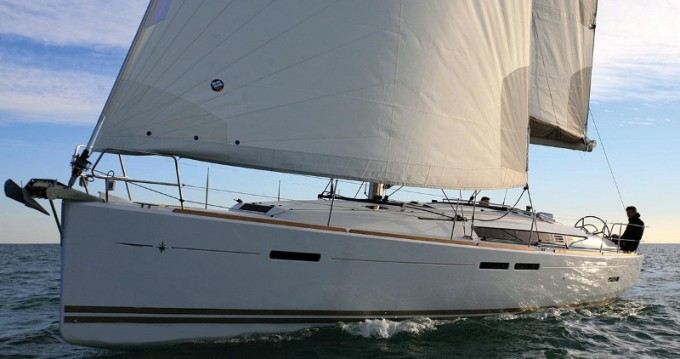 Boat rental Gothenburg cheap Sun Odyssey 449