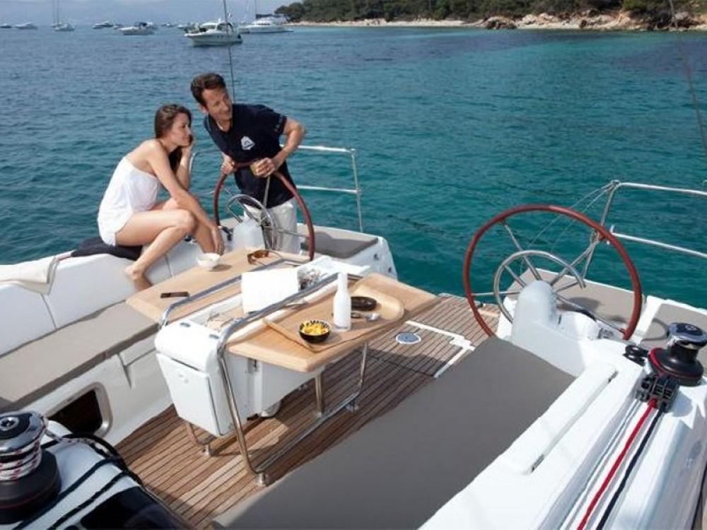 Rental Sailboat in  - Jeanneau Sun Odyssey 449