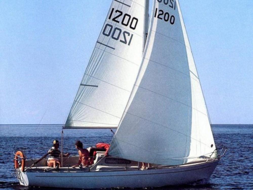 Boat rental Albin Viggen 23 in Gothenburg on Samboat