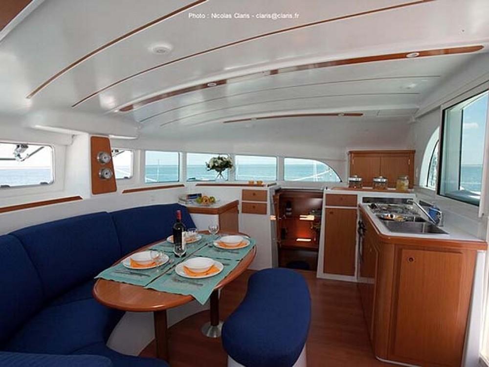 Boat rental San Miguel de Abona cheap Lagoon 380 S2