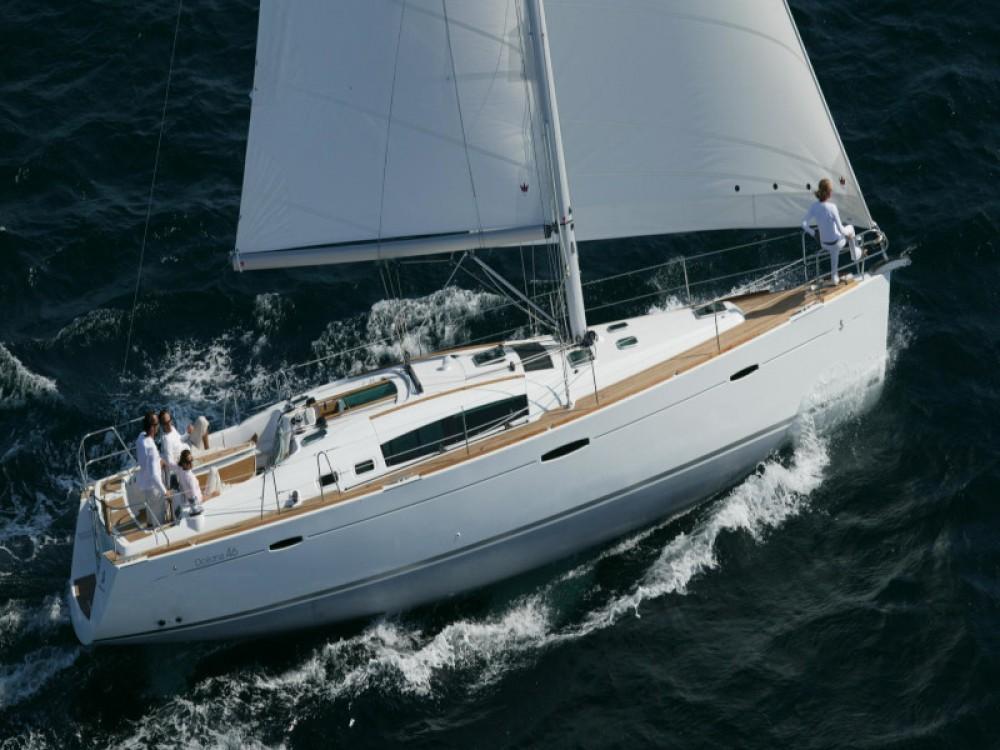 Rental yacht San Miguel de Abona - Bénéteau Oceanis 46 on SamBoat