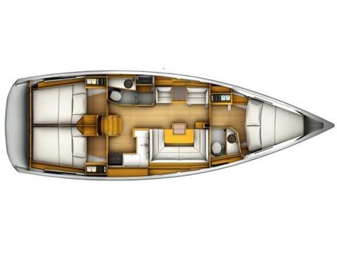Hire Sailboat with or without skipper Jeanneau San Miguel De Abona