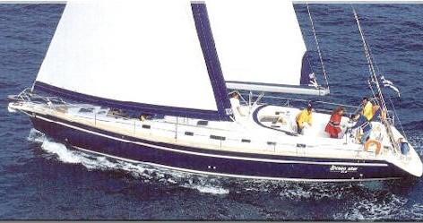 Rental yacht Volos - Ocean Ocean Star 51.2 on SamBoat