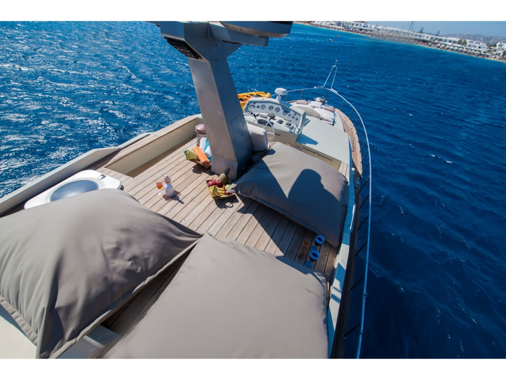 Rental Motor boat in Mykonos - Maiora Maiora Fly 58ft