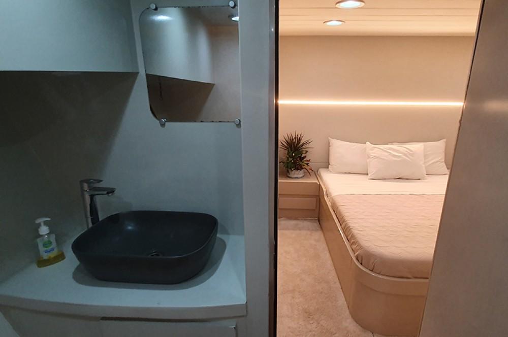 Rental Yacht in Mykonos - Maiora Maiora Renaissance 66/70ft