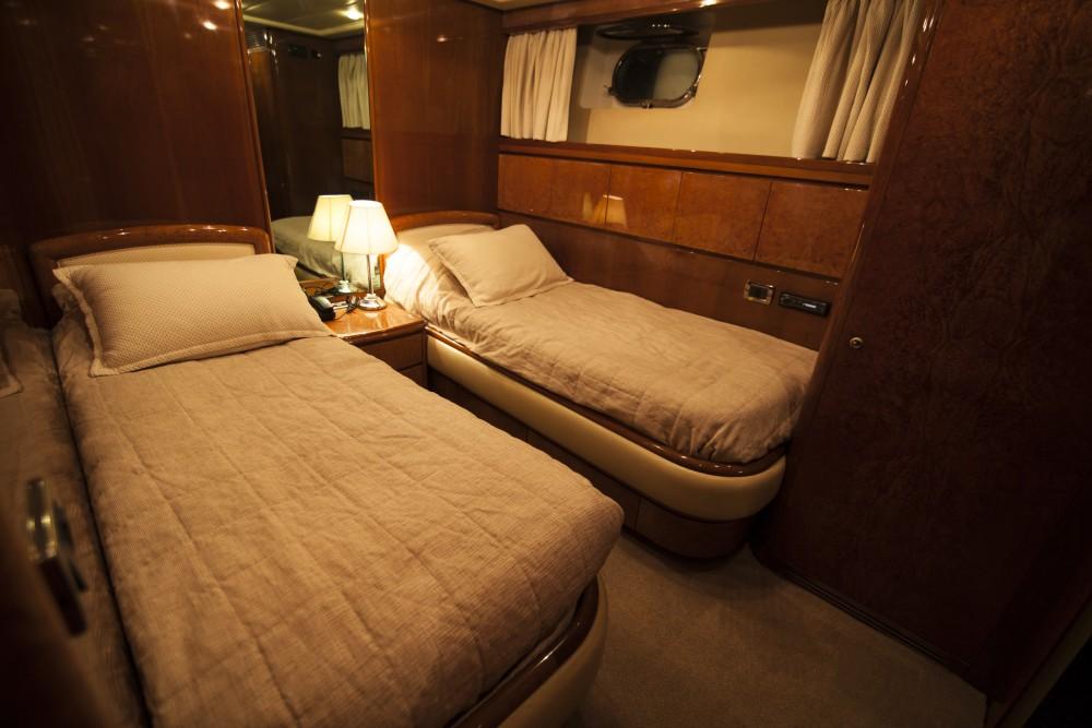 Rental Yacht in Mykonos -  Falcon 100ft