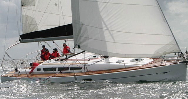 Boat rental Volos cheap Sun Odyssey 42i