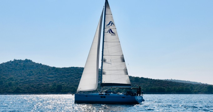 Boat rental Hanse Hanse 505 in Milna on Samboat