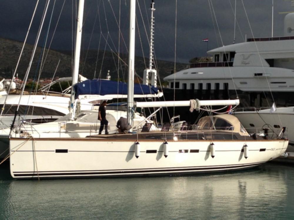 Rental Sailboat in Palermo - D&d D&D Kufner 54
