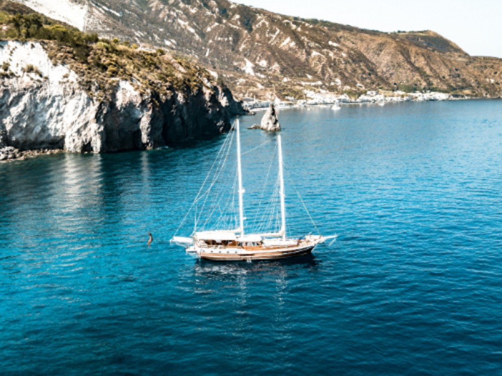 Boat rental  Gulet- Lady Christa in Milazzo on Samboat