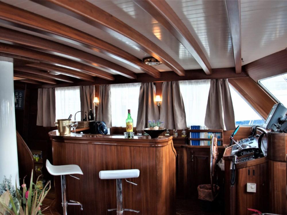 Boat rental Milazzo cheap Gulet- Lady Christa