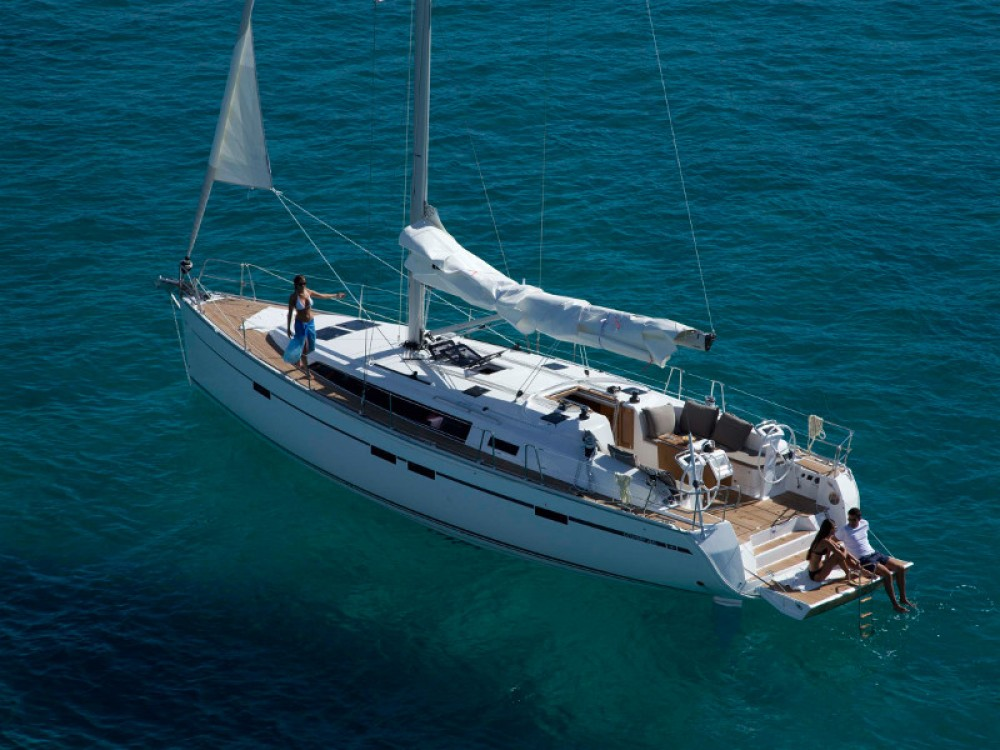 Hire Sailboat with or without skipper Bavaria Fethiye