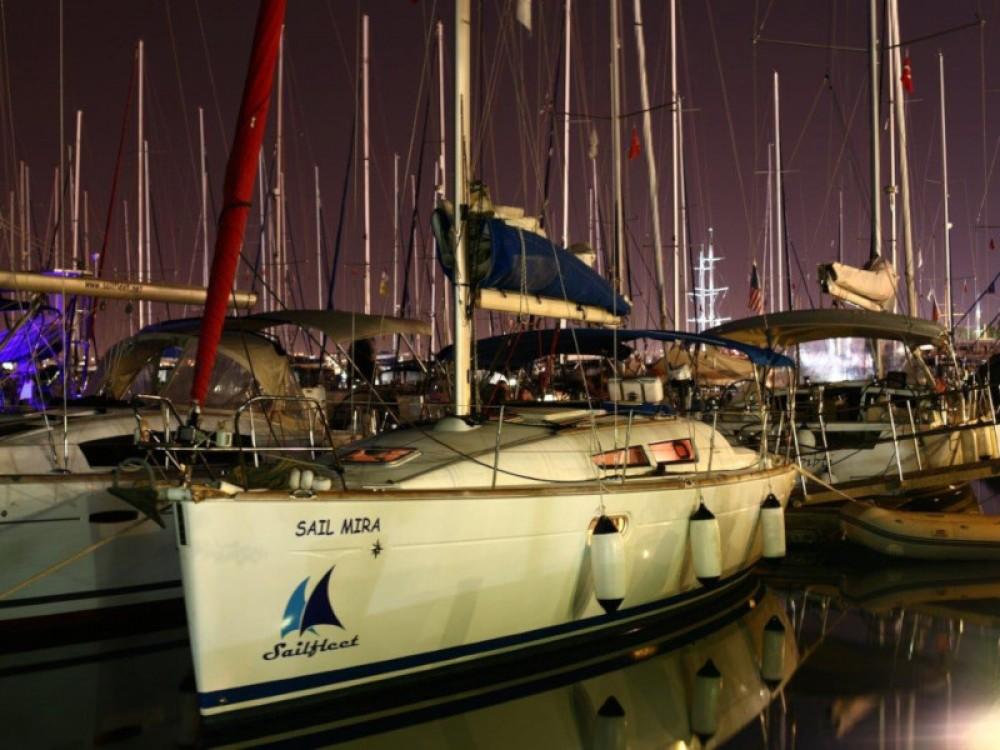 Rental Sailboat in Fethiye - Jeanneau Sun Odyssey 36i