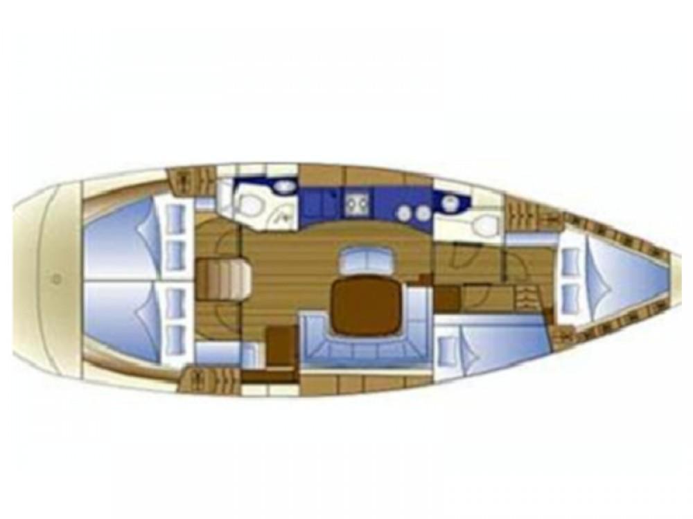 Rental Sailboat in Fethiye - Bavaria Bavaria 44