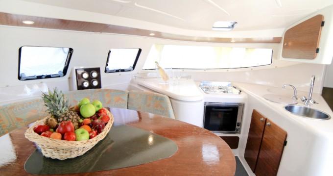 Boat rental Fountaine Pajot Athena 38 in Fethiye on Samboat