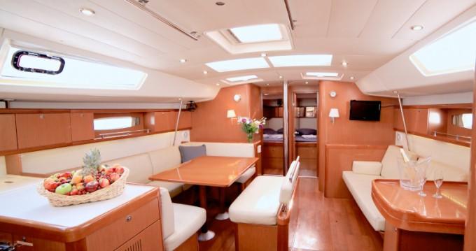 Boat rental Fethiye cheap Oceanis 54