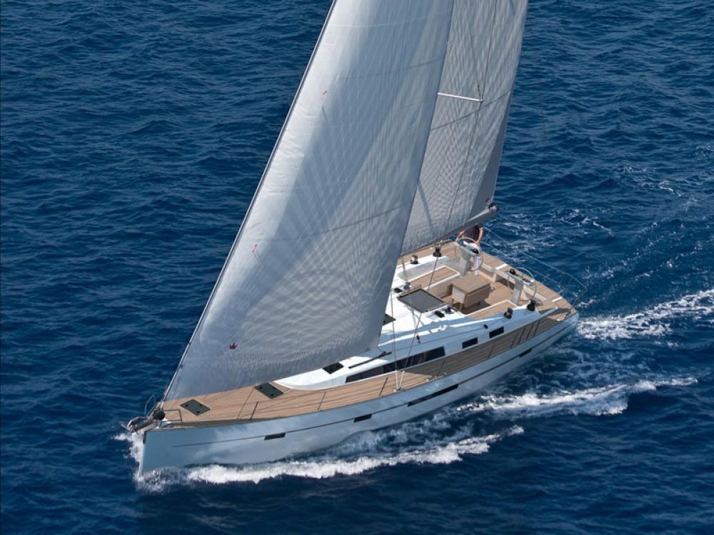 Rental Sailboat in Marina Lanzarote - Bavaria Bavaria Cruiser 56