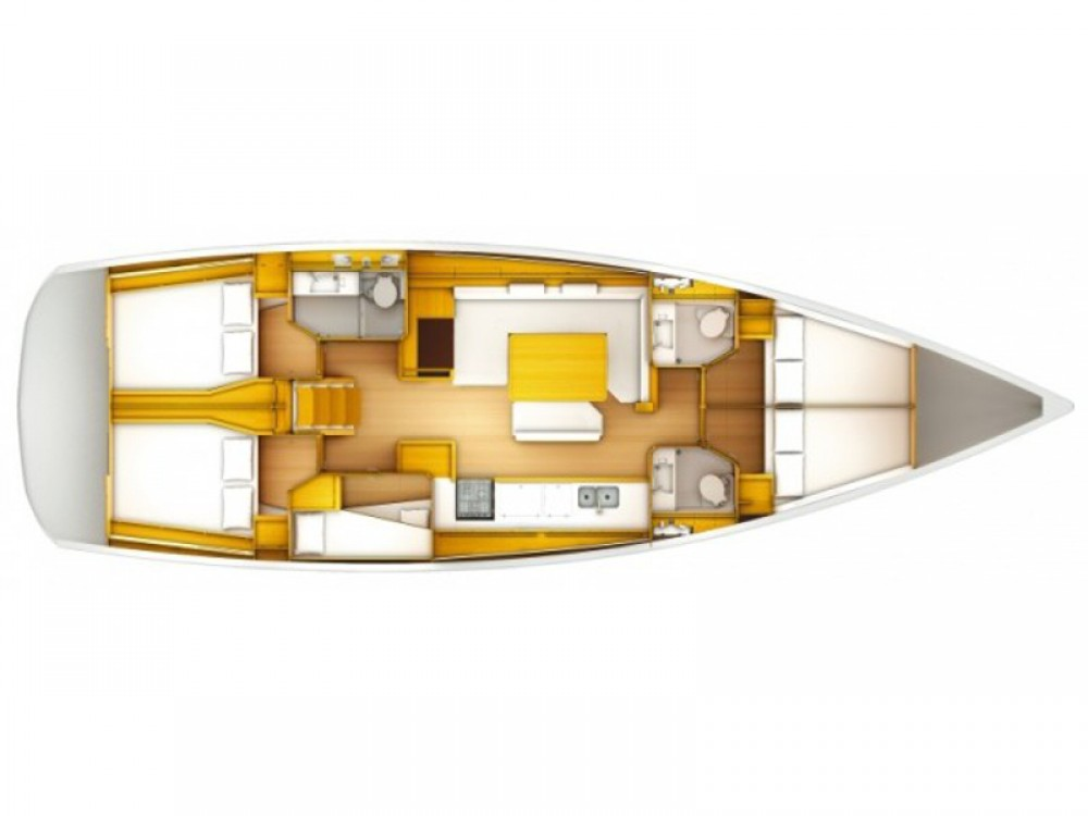 Rental Sailboat in Arrecife - Jeanneau Sun Odyssey 519