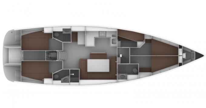 Boat rental Bavaria Cruiser 50 in Lemmer on Samboat