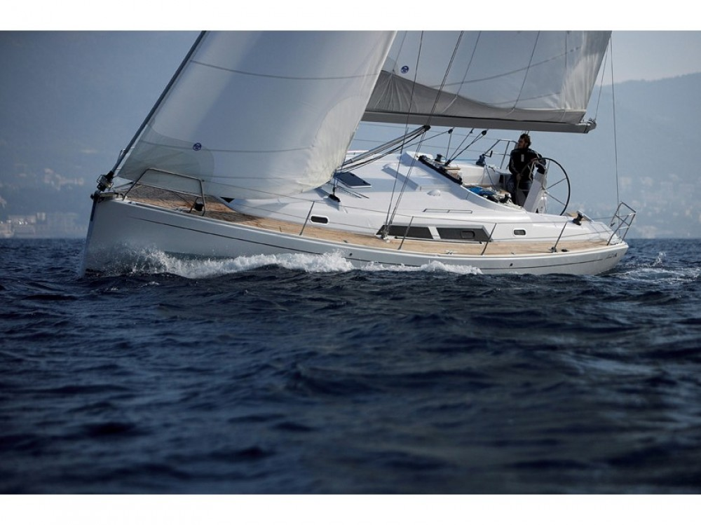 Hire Sailboat with or without skipper Hanse Tallinn