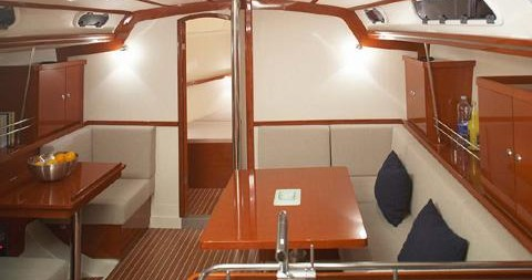 Boat rental Pirita cheap Hanse 400