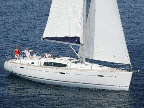 Boat rental Pirita cheap Oceanis 43