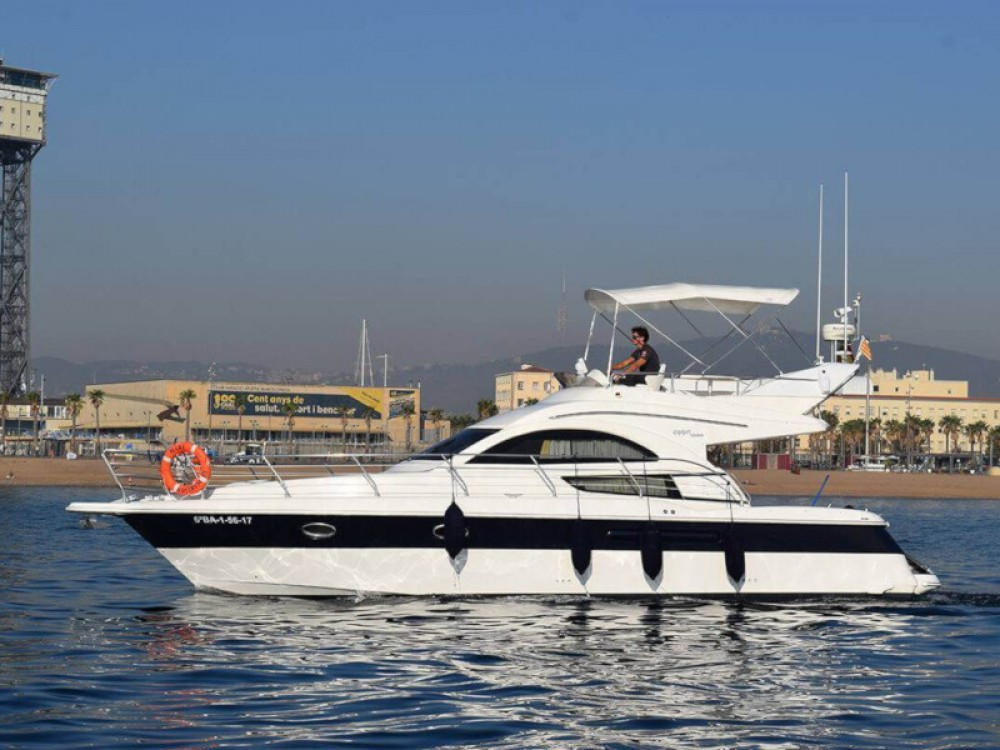 Boat rental  Moa Garin 1200 in Port Olímpic on Samboat