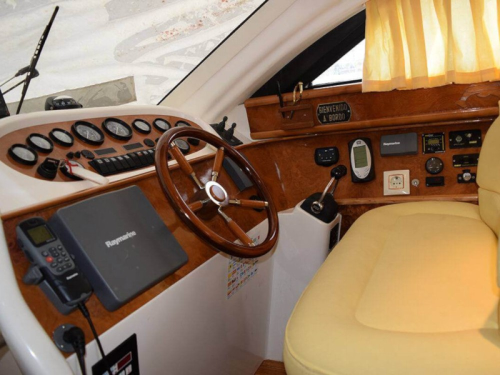 Rental yacht Port Olímpic -  Moa Garin 1200 on SamBoat