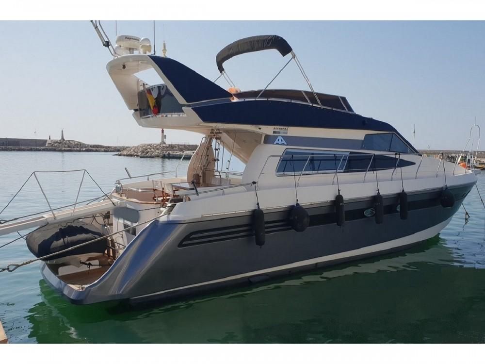 Boat rental Barcelona cheap Astondoa 58 GLX