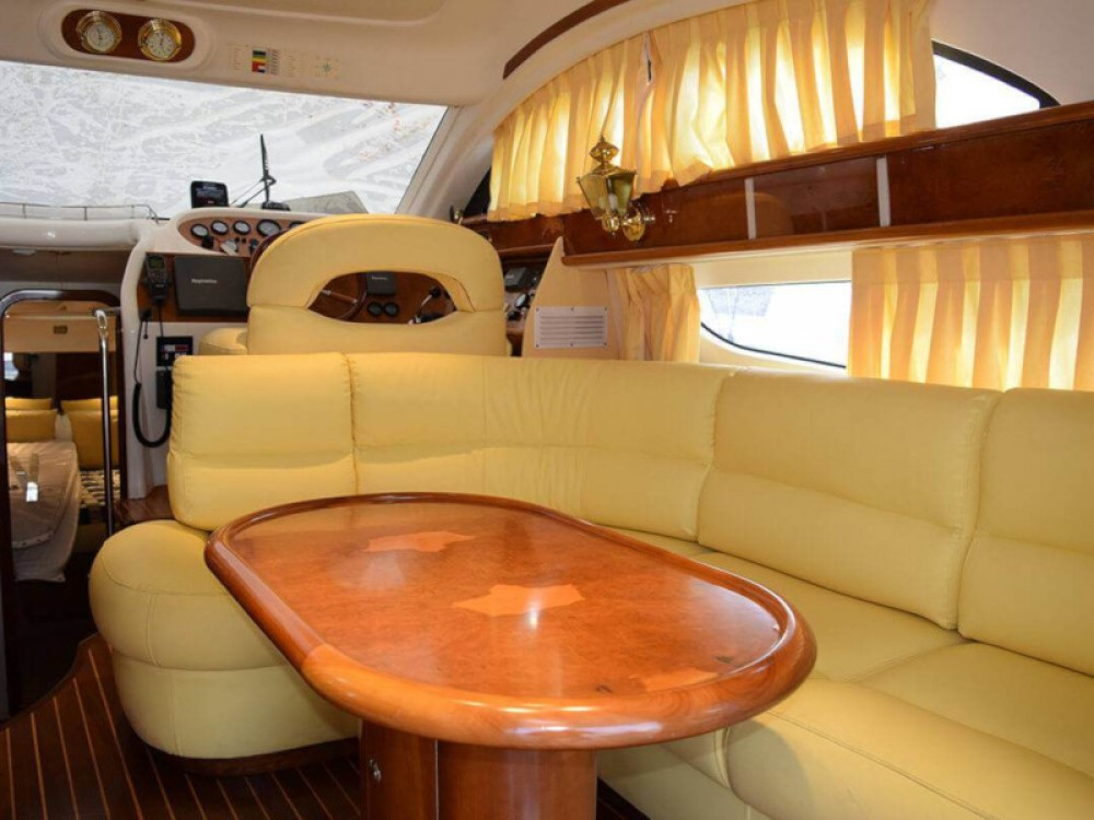 Motor boat for rent Port Olímpic at the best price