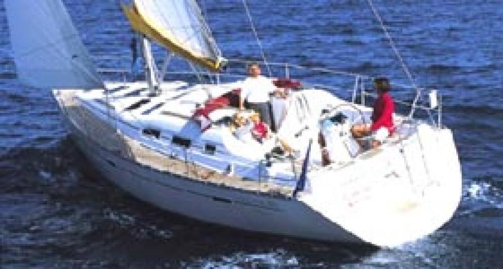 Rent a Bénéteau Oceanis 393 Clipper Port Olímpic