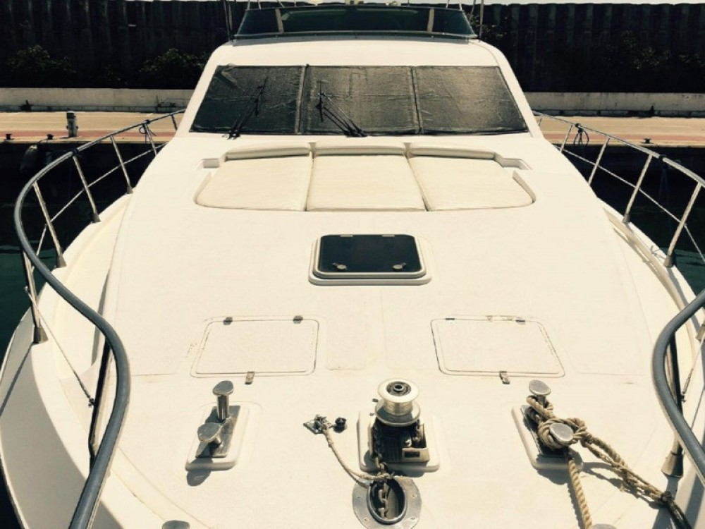 Rental Motorboat in Barcelona - Astondoa Astondoa 58 GLX