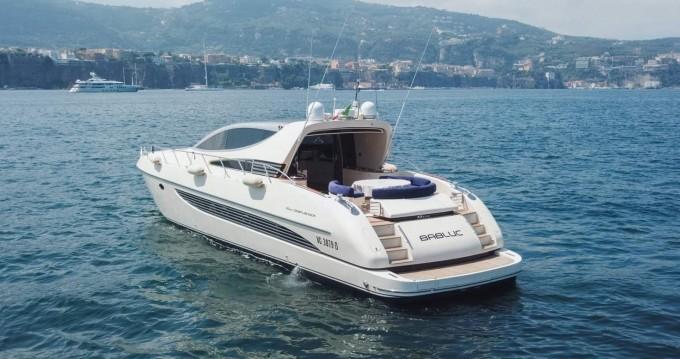 Rental yacht Poltu Quatu - Riva Riva Slendida 72 on SamBoat