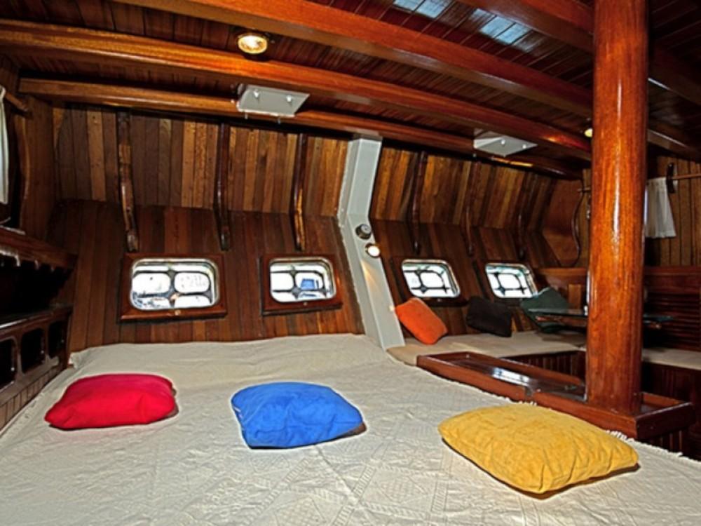 Rental Sailboat in Milazzo -  Gulet