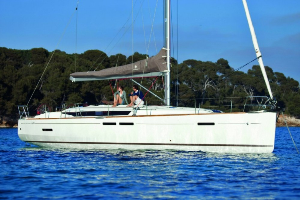 Rental yacht Sukošan - Jeanneau Sun Odyssey 449 on SamBoat