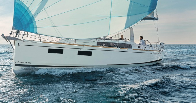Rental Sailboat in Pirita - Bénéteau Oceanis 38.1