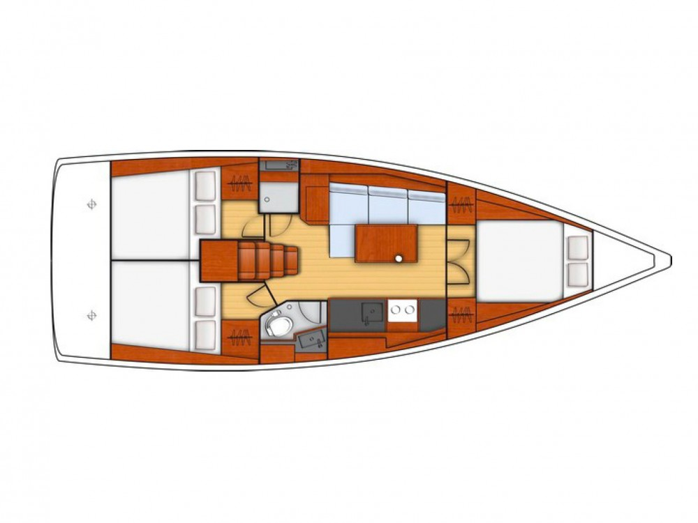 Sailboat for rent Tallinn at the best price