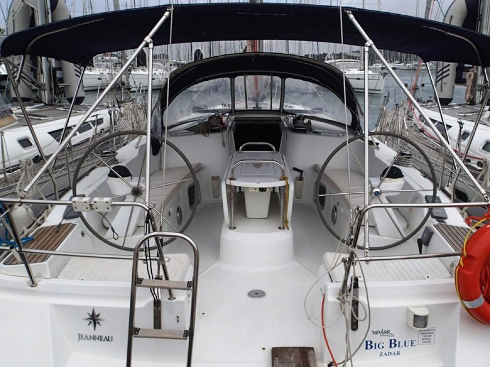 Boat rental Jeanneau Sun Odyssey 45 in Sukošan on Samboat