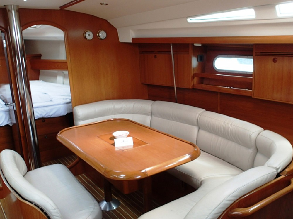Rental yacht Sukošan - Jeanneau Sun Odyssey 45 on SamBoat