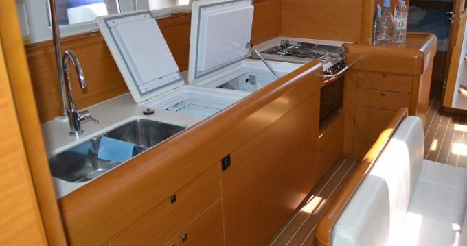 Boat rental Sukošan cheap Sun Odyssey 509